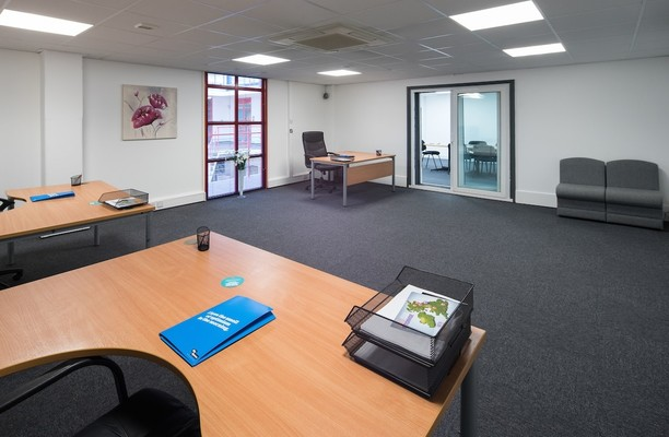 William Street NE8 office space – Private Office (different sizes available).