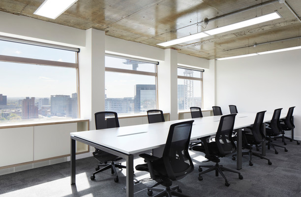 Suffolk Street Queensway B1 office space – Private Office (different sizes available).
