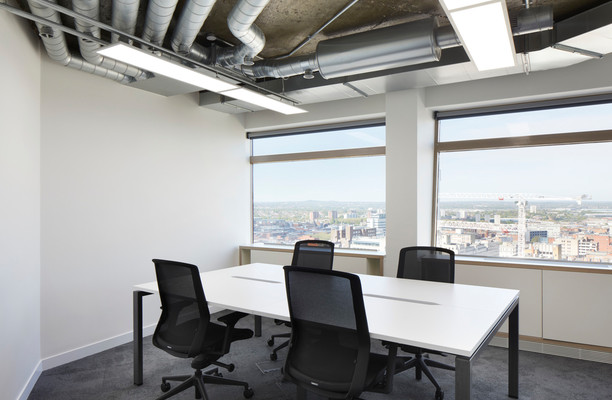 Suffolk Street Queensway office space – Private Office (different sizes available).