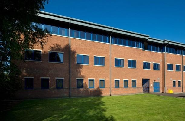 York Road office space – Building External