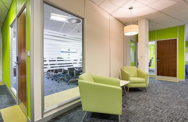 Delta Bank Road NE8 office space – Hallway