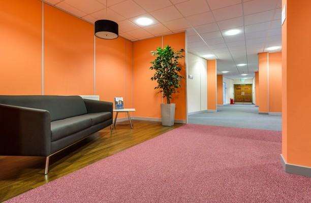 Delta Bank Road NE8 office space – Break Out Area