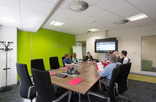 Delta Bank Road NE8 office space – Meeting/Boardroom.