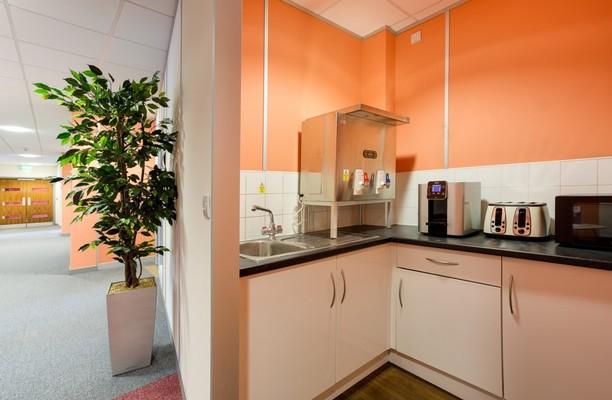 Delta Bank Road NE8 office space – Kitchen