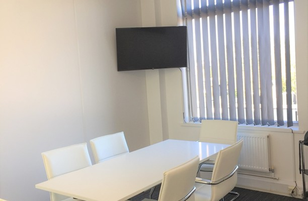 High Street BR3 office space – Meeting/Boardroom.