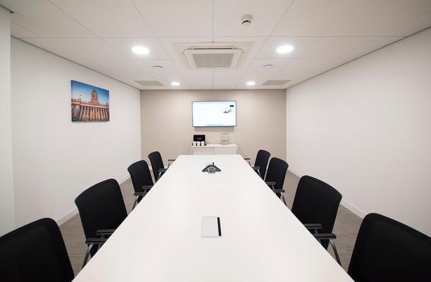 Albion Street LS1 office space – Meeting/Boardroom.