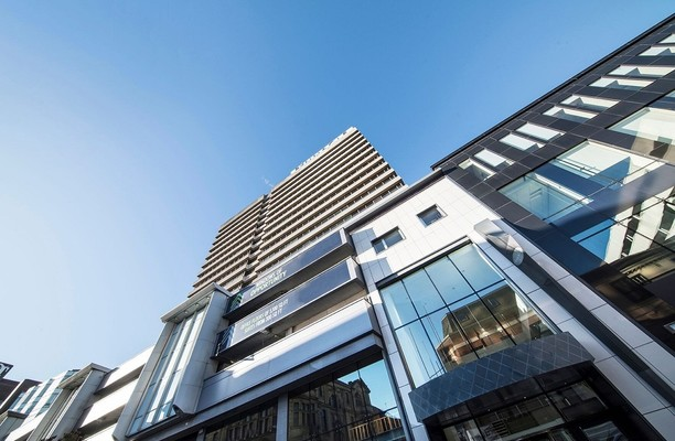 Albion Street LS1 office space – Building External