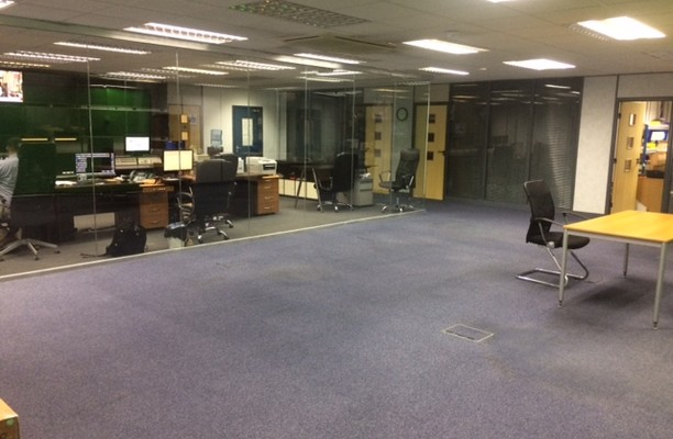 Minerva Road NW10 office space – Private Office (different sizes available).