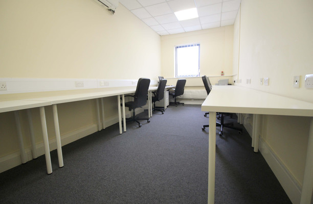 High Road RM1, RM13 office space – Private Office (different sizes available).