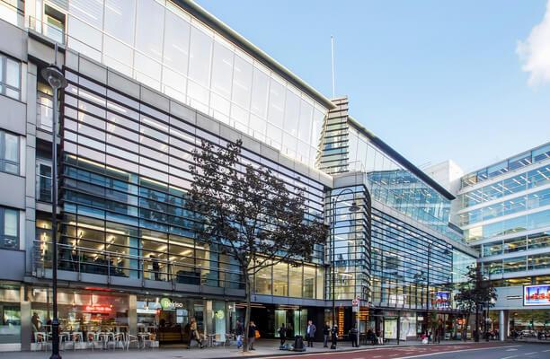 Procter Street WC1 office space – Building External