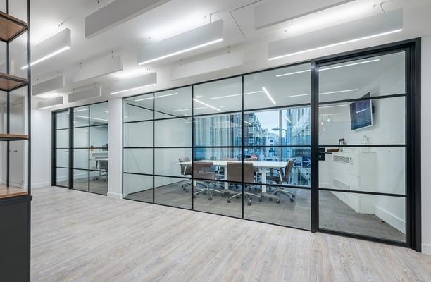 Procter Street WC1 office space – Meeting/Boardroom.