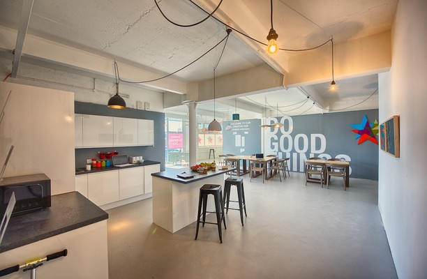 Fonthill Road Hove office space – Kitchen