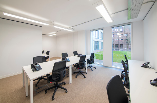 Charter Place UB8 office space – Private Office (different sizes available).