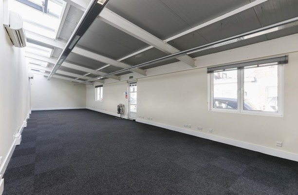 Sutton Court Road W4 office space – Private Office (different sizes available).