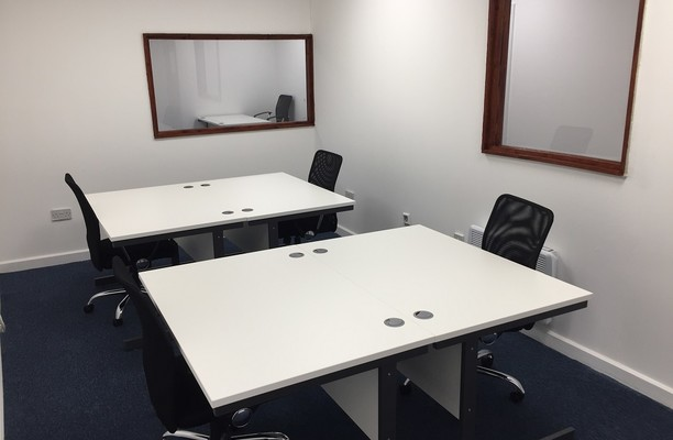 Radley Road OX2 office space – Private Office (different sizes available).