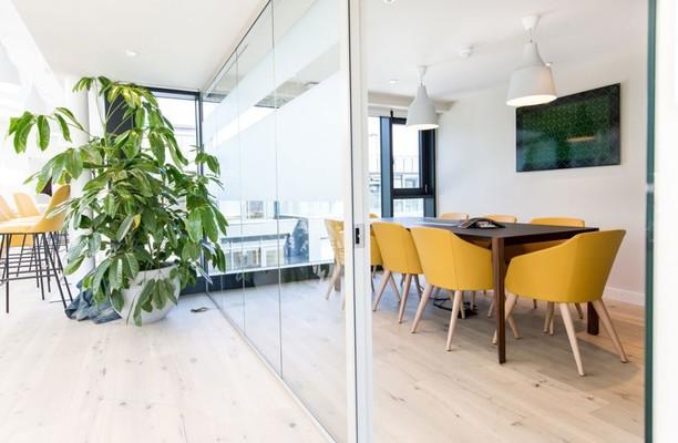 Dallington Street EC1 office space – Meeting/Boardroom.