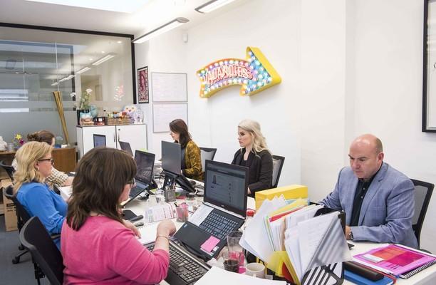 Hatton Garden EC1 office space – Shared Office
