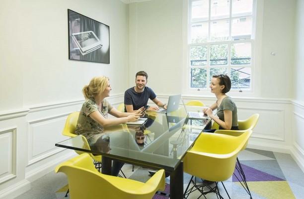 Hatton Garden EC1 office space – Meeting/Boardroom.