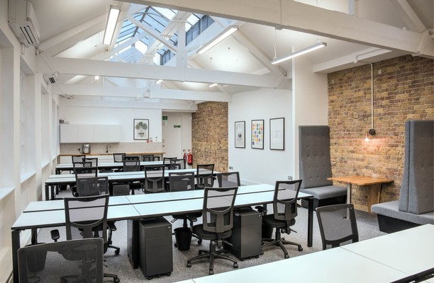 Kenrick Place W1 office space – Shared Office