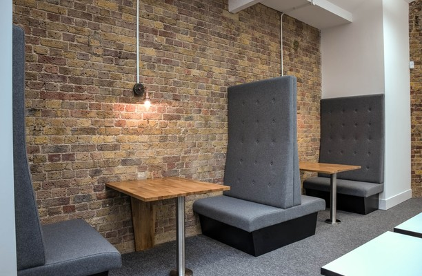 Kenrick Place W1 office space – Break Out Area