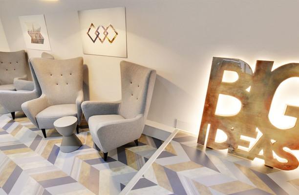Kenrick Place W1 office space – Break Out Area