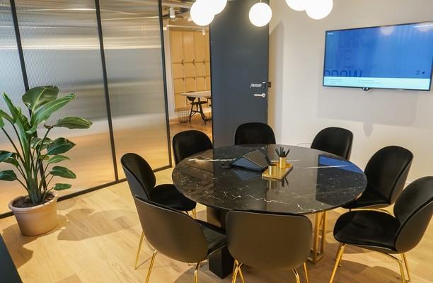 Bloomsbury Way WC1 office space – Meeting/Boardroom.