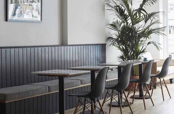 Oxford Street W1 office space – Break Out Area