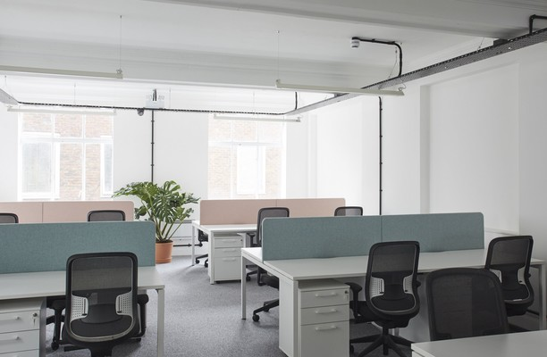 Oxford Street W1 office space – Shared Office