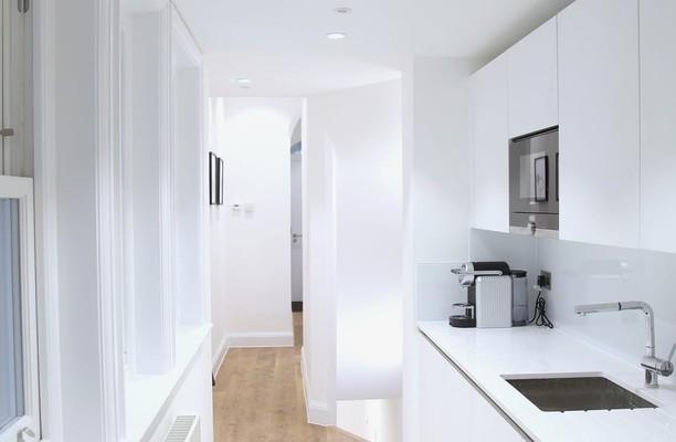 Margaret Street W1 office space – Kitchen