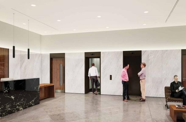 Sloane Avenue SW6, SW10 office space – Reception