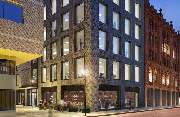 Sloane Avenue SW6, SW10 office space – Building External