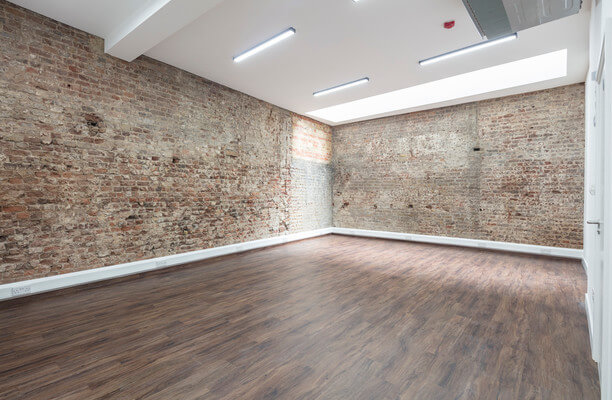 Grape Street WC1 office space – Private Office (different sizes available).