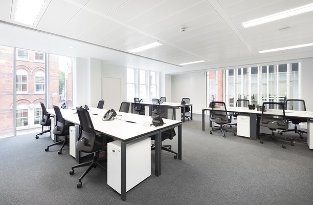 Chancery Lane WC2A office space – Private Office (different sizes available).