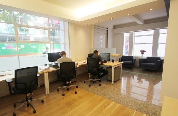 Sebastian Street EC1 office space – Shared Office