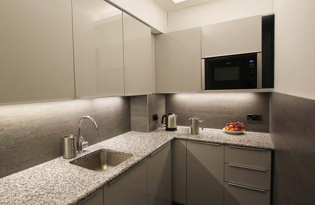 Sebastian Street EC1 office space – Kitchen