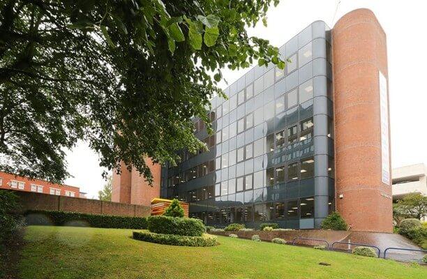 Elmfield Park BR1 office space – Building External