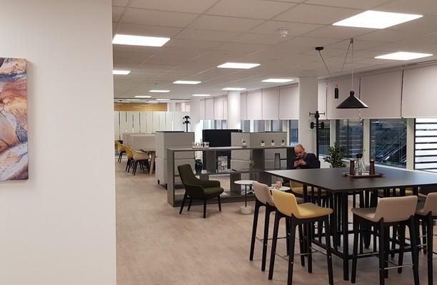 Elmfield Park BR1 office space – Break Out Area