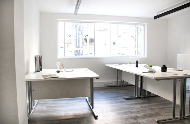 David Mews NW1 office space – Private Office (different sizes available).