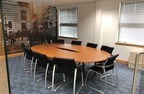 Whittle Way SG13 office space – Meeting/Boardroom.