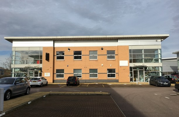 Whittle Way SG13 office space – Building External